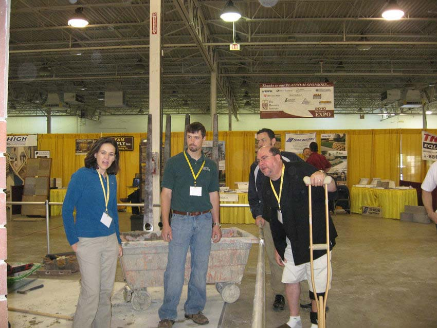IMAV Masonry Competition