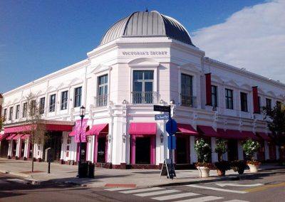 Victoria's Secret Flagship Store Custom Color for Cast Stone