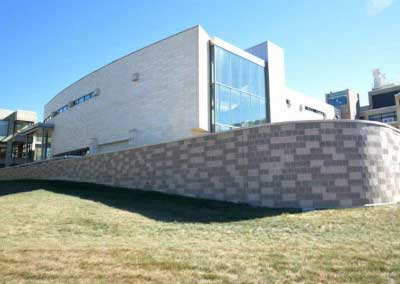 Binghamton University Stone Project