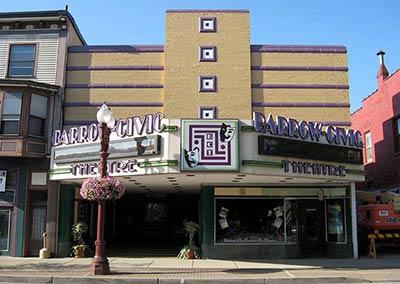 Barrow Civic Historic Theater Masonry Restoration