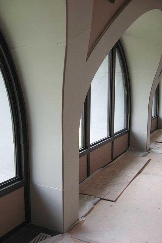 Bucknell University Historic Restoration for Cast Stone