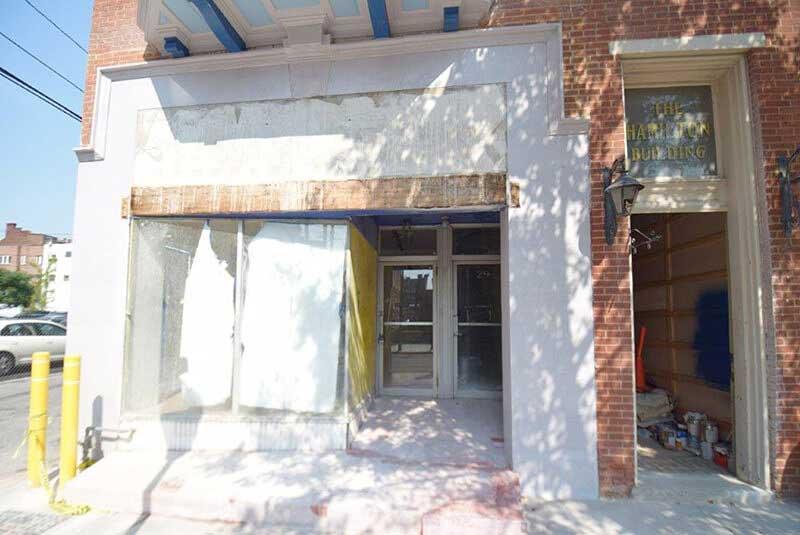 York Retailer Historic Restoration Project