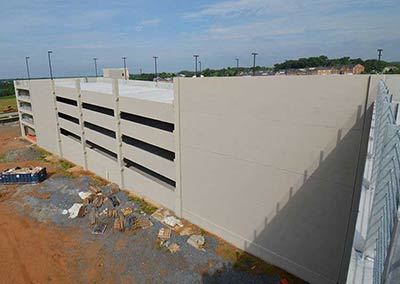 Parking Garage PreCast Project