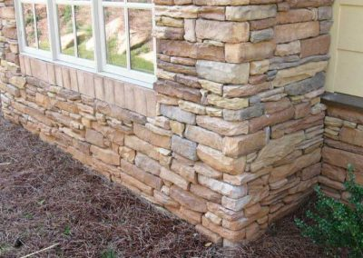 After- stone colors have all been restored  with beautiful results