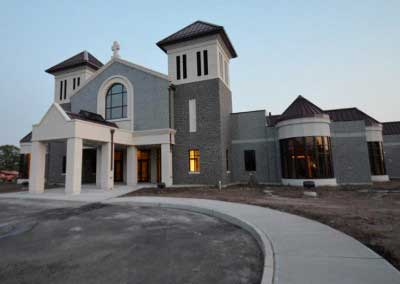 After-Precast color is fixed to a consistent color, guaranteed not to fade or change.