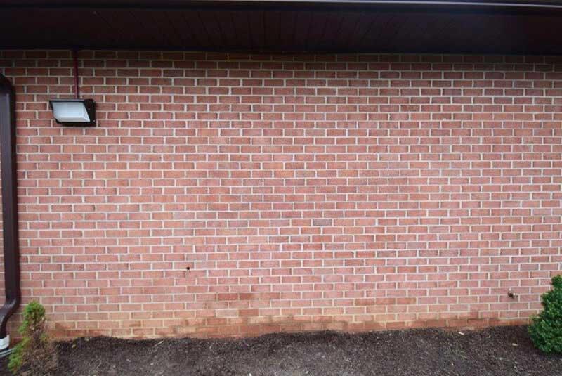 graffiti removal for brick