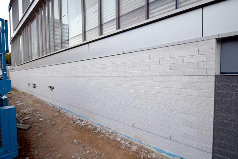 Penn Presbyterian Medical Center Lightened Mortar Project
