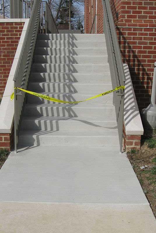 Spotsylvania Concrete Renovation Project
