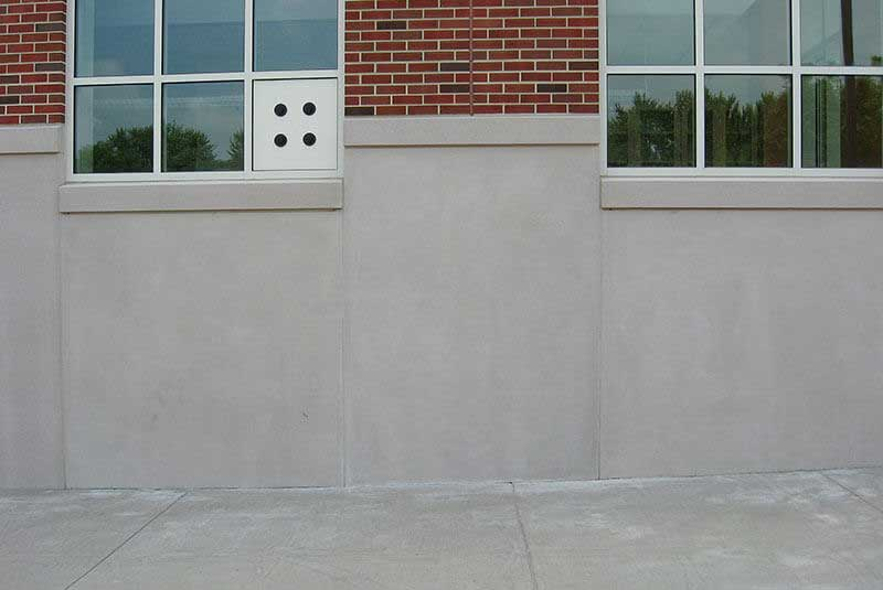 correcting mismatched precast color