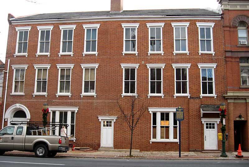 Social Club Historic Renovation Project
