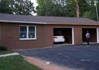 Brick Addition and Total Color Transformation