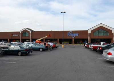 Kroger Remodel Total Brick and Mortar Color Update