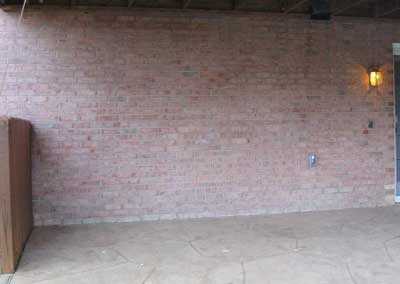Matching Brick on a Remodeled Home