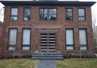 Gray Brick and Mortar Color Update