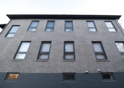 After Gray Brick and Mortar Color Update