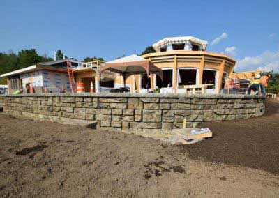 After: How to Match Redi-Rock to Natural Stone