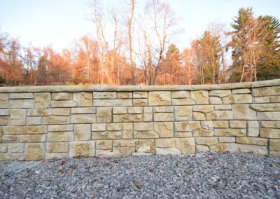 Redi-Rock to Match Stone Home