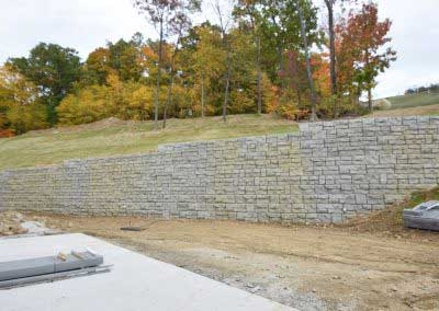 2-Before-Plain-Concrete-Is-Incomplete-Soiled-Redi-Rock-Discolors-Over-Time