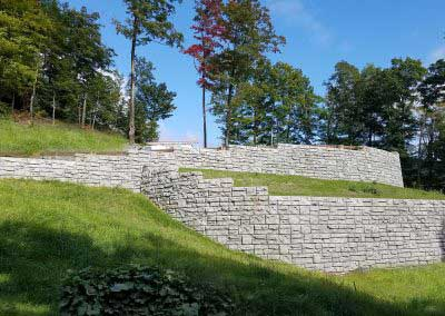 01-Before-Plain-Concrete-Is-Incomplete-The-Wall-Awaits-Custom-Color-to-Match-Surrounding-Rock