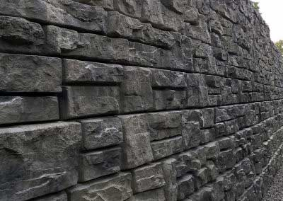 16-After-Mansfield-Summit-Gray-is-stained-on-Redi-Rock-Ledgestone